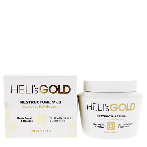 Heli's Gold Restructure Masque