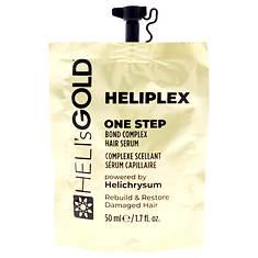 Heli's Gold Heliplex One Step Hair Serum