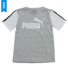PUMA Boys' Amplified Pack SS Fashion Tee