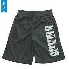 PUMA Boys' Rebel Pack Performance Shorts