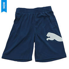 PUMA Boys' Speed Pack Performance Shorts