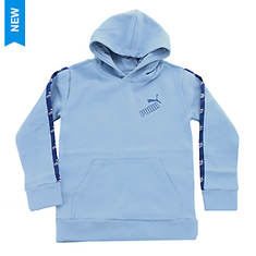 PUMA Boys' Amplified Pack Pullover Hoodie