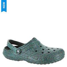 Crocs™ Classic Lined Glitter Clog (Unisex)