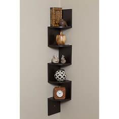 Comfort Products Large Corner Wall Mount Shelf