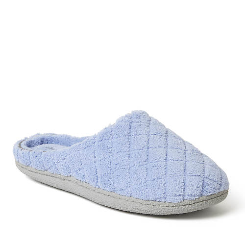Dearfoams Leslie Quilted Terry Clog (Women's)