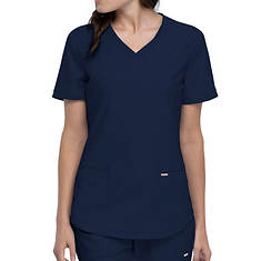 Cherokee Medical Uniforms FORM V-Neck Top