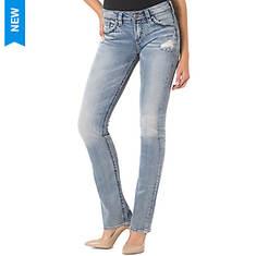 Silver Jeans Women's Suki High Rise Baby Boot Jean
