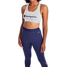 Champion® The Authentic Sports Bra Script Logo