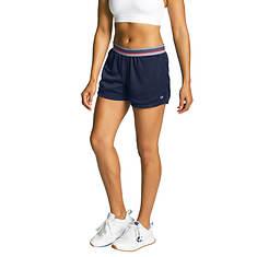 Champion® Women's Mesh Short