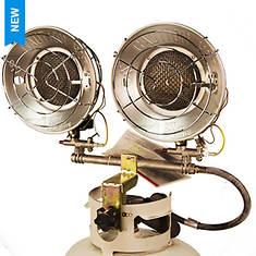 DuraHeat Double Tank Top Space Heater