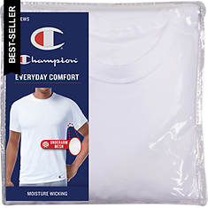 Champion® Men's Everyday Comfort Crew T-Shirt 3-Pack