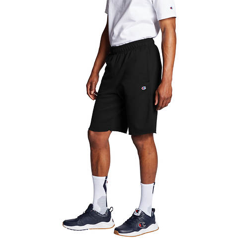 Champion® Men's Powerblend Fleece Shorts
