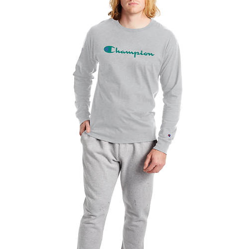 Champion® Men's Classic Graphic Long Sleeve Tee