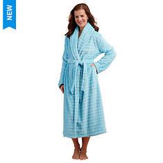 Women's Plush Wrap Robe