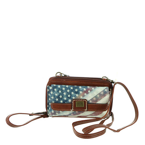 BOC Old Glory Cell Phone Wallet