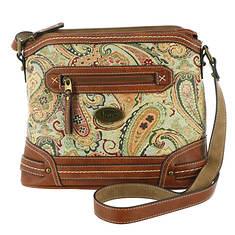 BOC Barton Paisley Crossbody Bag
