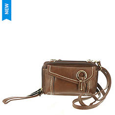 BOC Amherst Grmmt E/W Cell Phone Wallet