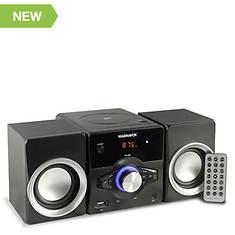 Magnavox 3-pc. CD Shelf System