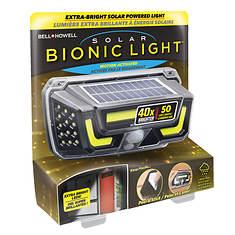 Bell + Howell Solar Bionic Light