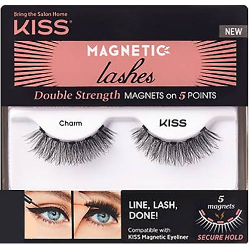 KISS Magnetic Lashes, 01 Charm