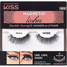 KISS Magnetic Lashes, 01 Charm