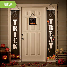 Trick-or-Treat 3-pc. Banner Set