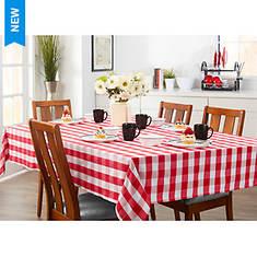 Lintex 60x84 Farm Check Tablecloth