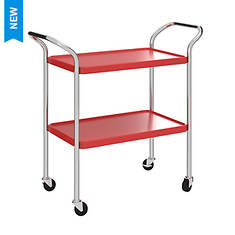 Cosco 2-Tier Serving Cart