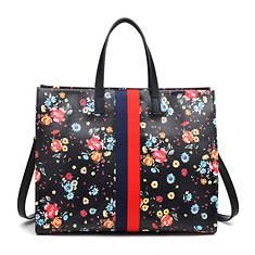 Moda Luxe Julian Print Tote Bag