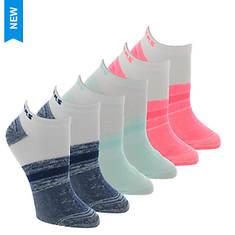 Skechers Women's S115688 Low Cut 6 Pack Socks