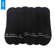 Skechers Women's S116208 Liner 6 Pack Socks