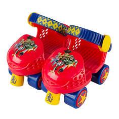 PlayWheels Kids' Rollerskate Set