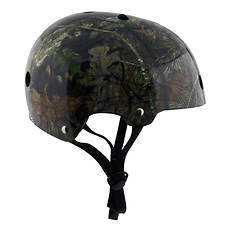 Kryptonics Mossy Oak Youth Helmet