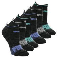 PUMA Women's P116086 No Show 6 Pack Socks