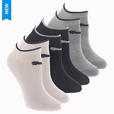 PUMA Women's P116390 Low Cut 6 Pack Socks