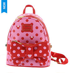 Loungefly Minnie Bow 2in1 Fanny Mini Backpack