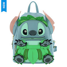 Loungefly Stitch Luau Mini Backpack