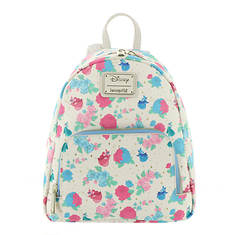 Loungefly Sleeping Beauty Floral Fairy Godmother Mini Backpack