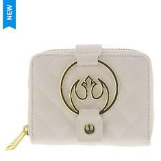Loungefly Star Wars Rebel Zip Around Wallet