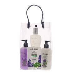 BioSilk Silk Therapy With Health & Beauty Trio