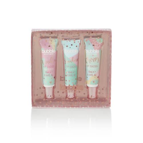 Style + Grace Bubble Boutique Delicious Lip Gloss Set