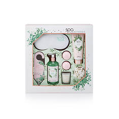 Style + Grace Botanique The Ultimate Home Spa Beauty 8-Piece Set