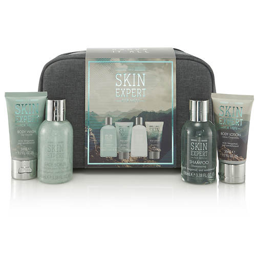 Style + Grace Skin Expert Travelers Bag 5-Piece Set