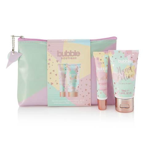 Style + Grace Bubble Boutique Mini Bag 3-Piece Set