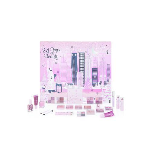 Q-KI 24 Days Of Beauty New York Advent Calendar Set