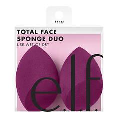 e.l.f. Sponge Total Face Duo