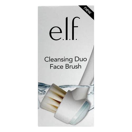 e.l.f. Cleansing Duo Face Brush