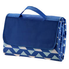 """National Outdoor Living 59""""x57"""" Roll-Up Travel Blanket"""