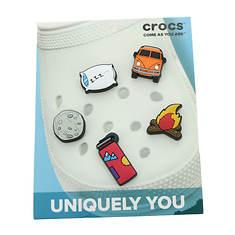 Crocs™ Camping 5-Pack (Unisex)