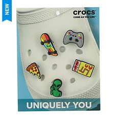 Crocs™ The Gamer 5-Pack (Unisex)